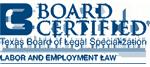Texas Board of Specialization