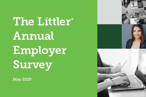 Littler Employer Survey 2019