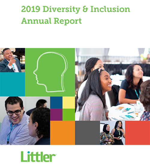 Littler Diversity & Inclusion Annual Report 2019